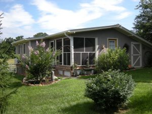 Hurley Byrd Cottage at Piney Hill Bed and Breakfast and Cottages Luray VA